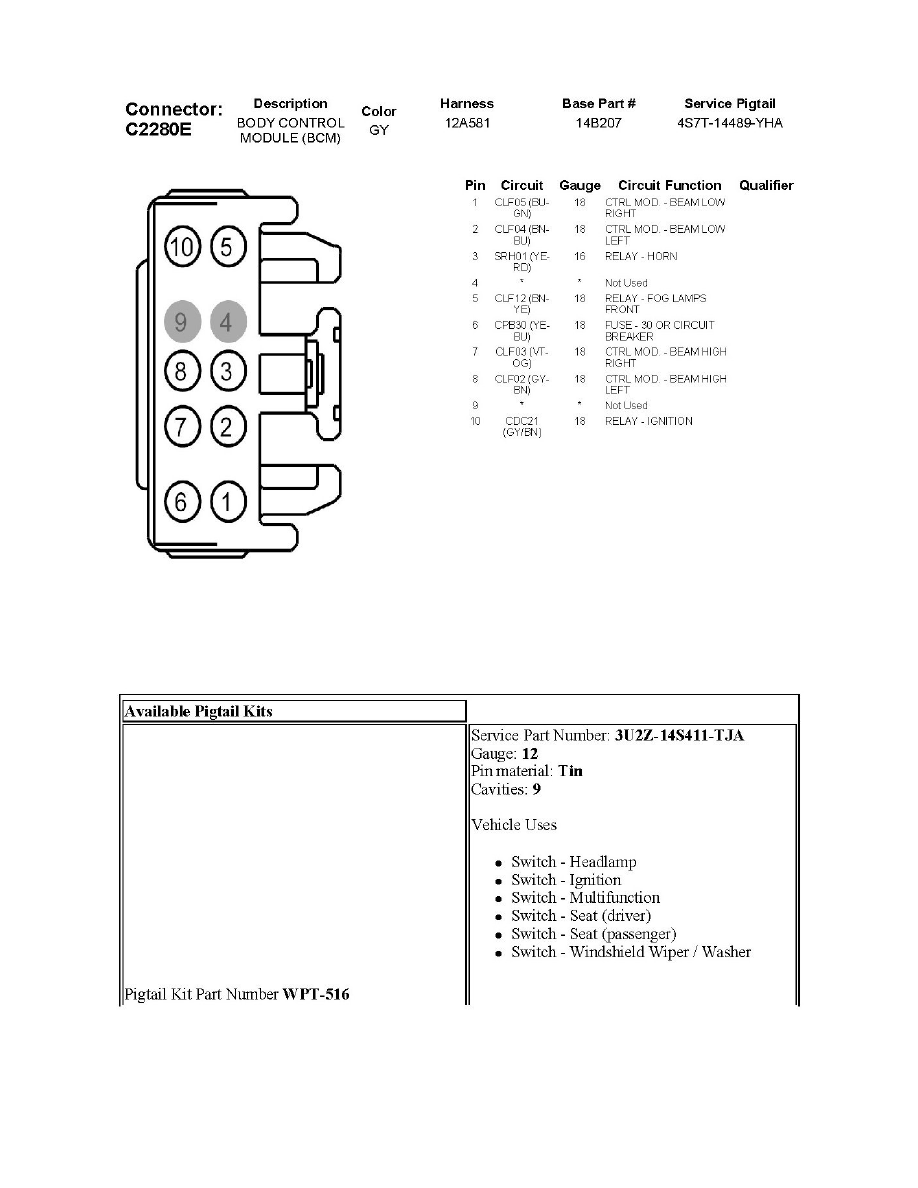 f 150 frame diagram ford workshop manuals f 150 2wd v6 3 5l turbo  2011  body and  f 150 2wd v6 3 5l turbo
