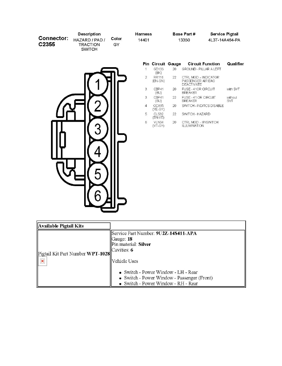 F150 Traction Control Wiring Diagram | Wiring Liry on