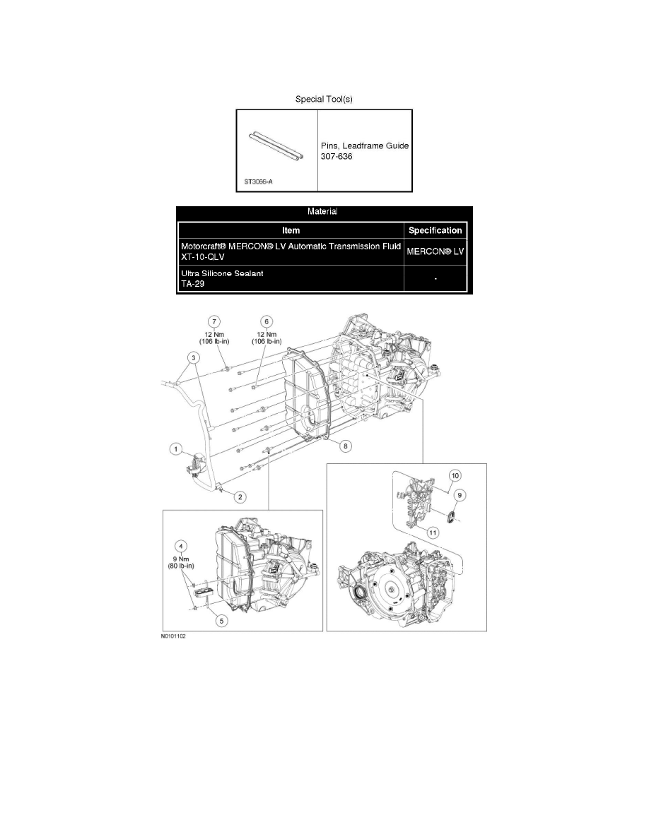 transmission and drivetrain > automatic transmission/transaxle > pressure  regulating solenoid, a/t > component information > service and repair >  solenoid