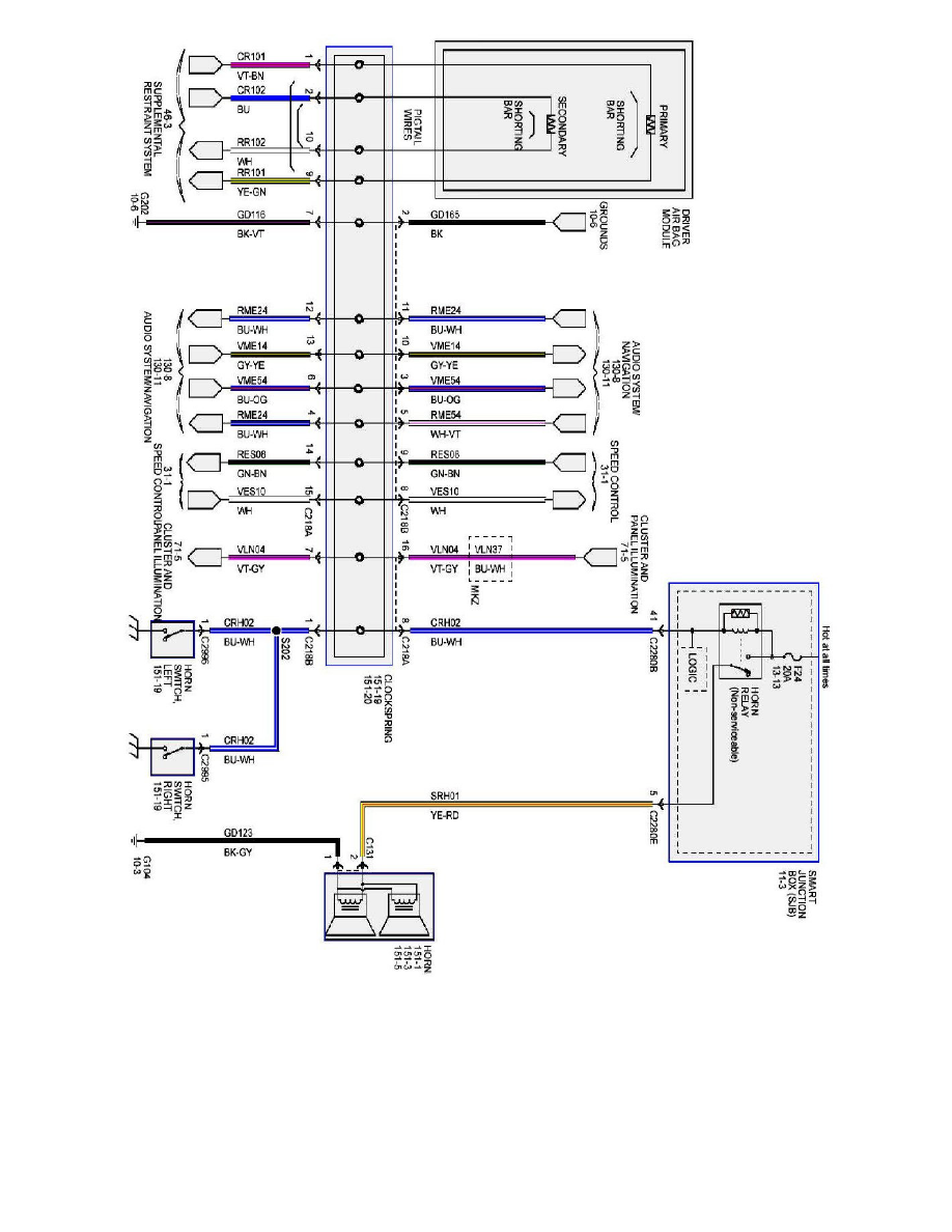 2010 ford fusion speedometer wiring diagram 2010 ford fusion stereo wiring diagram