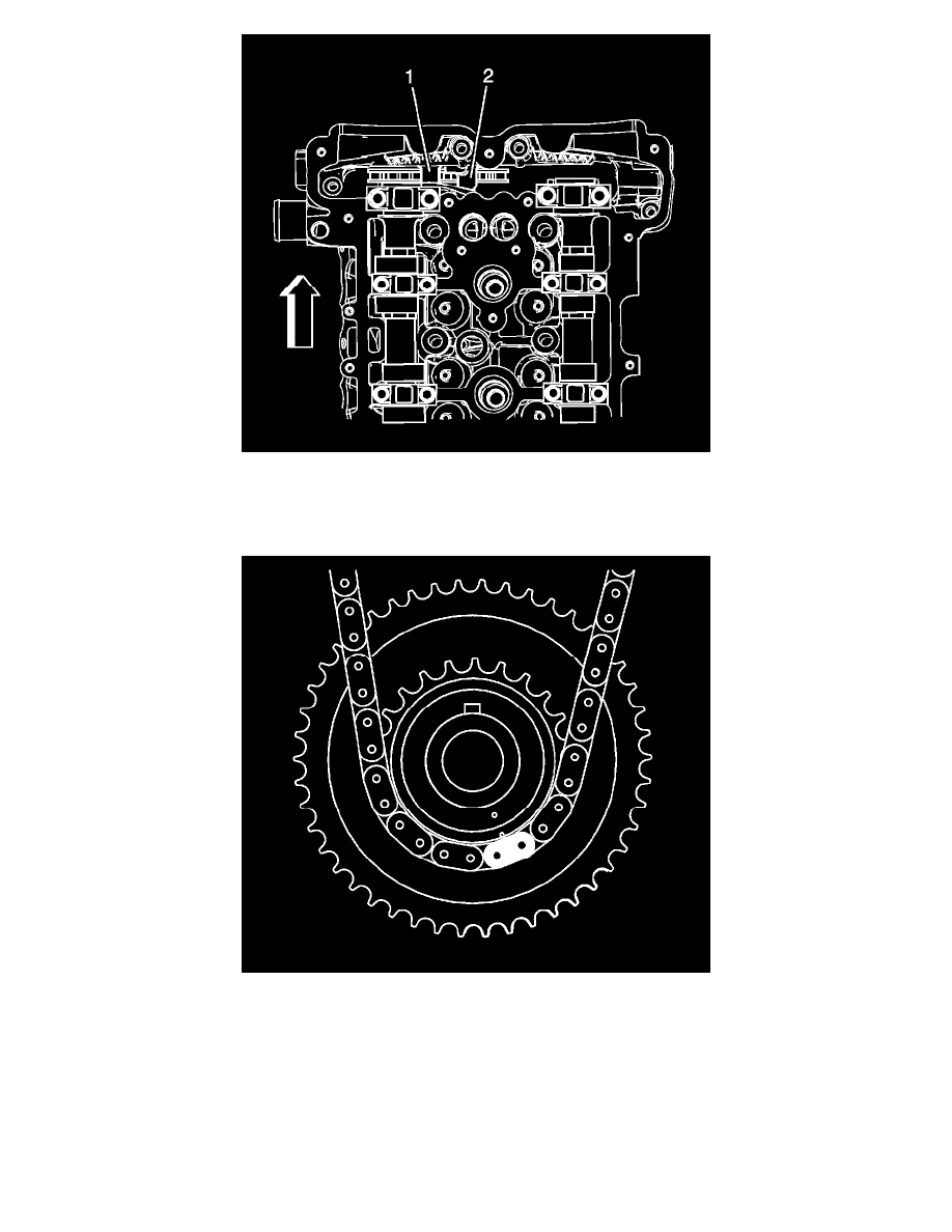 2010 Gmc Terrain Timing Chain Engine Diagram Cooling And Exhaust Components Component Information Service Repair Page