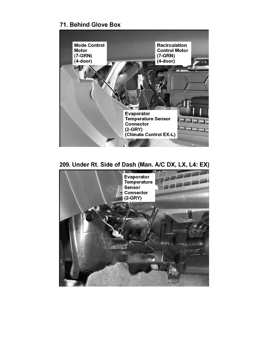 Honda Workshop Manuals > Accord L4-2 4L (2005) > Sensors and