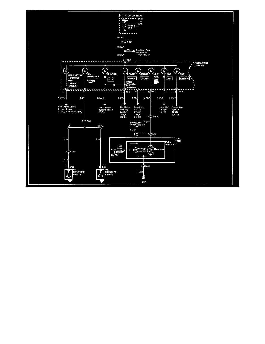 Powertrain Management > Computers and Control Systems > Data Link Connector  > Component Information > Diagrams > Diagram Information and Instructions >  Page ...