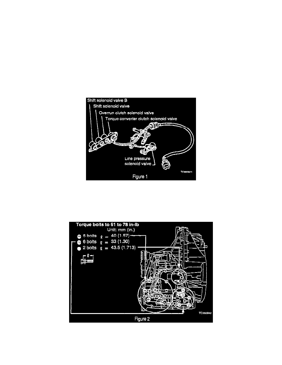Transmission and Drivetrain > Automatic Transmission/Transaxle > Actuators  and Solenoids - A/T > Shift Solenoid, A/T > Component Information >  Technical ...