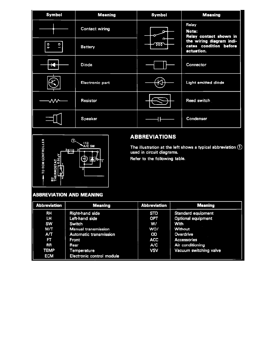Isuzu 23l Engine Diagram Wiring Schematics Ford 2 3l Workshop Manuals U003e Pickup 2wd L4 4zd1 1988 2002 Ranger