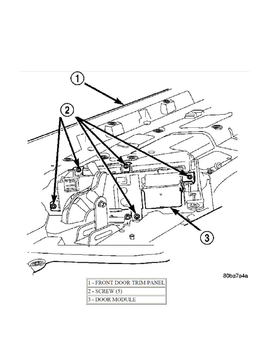 Jeep workshop manuals grand cherokee 2wd limited v8 4 7l for 2002 jeep grand cherokee power window repair