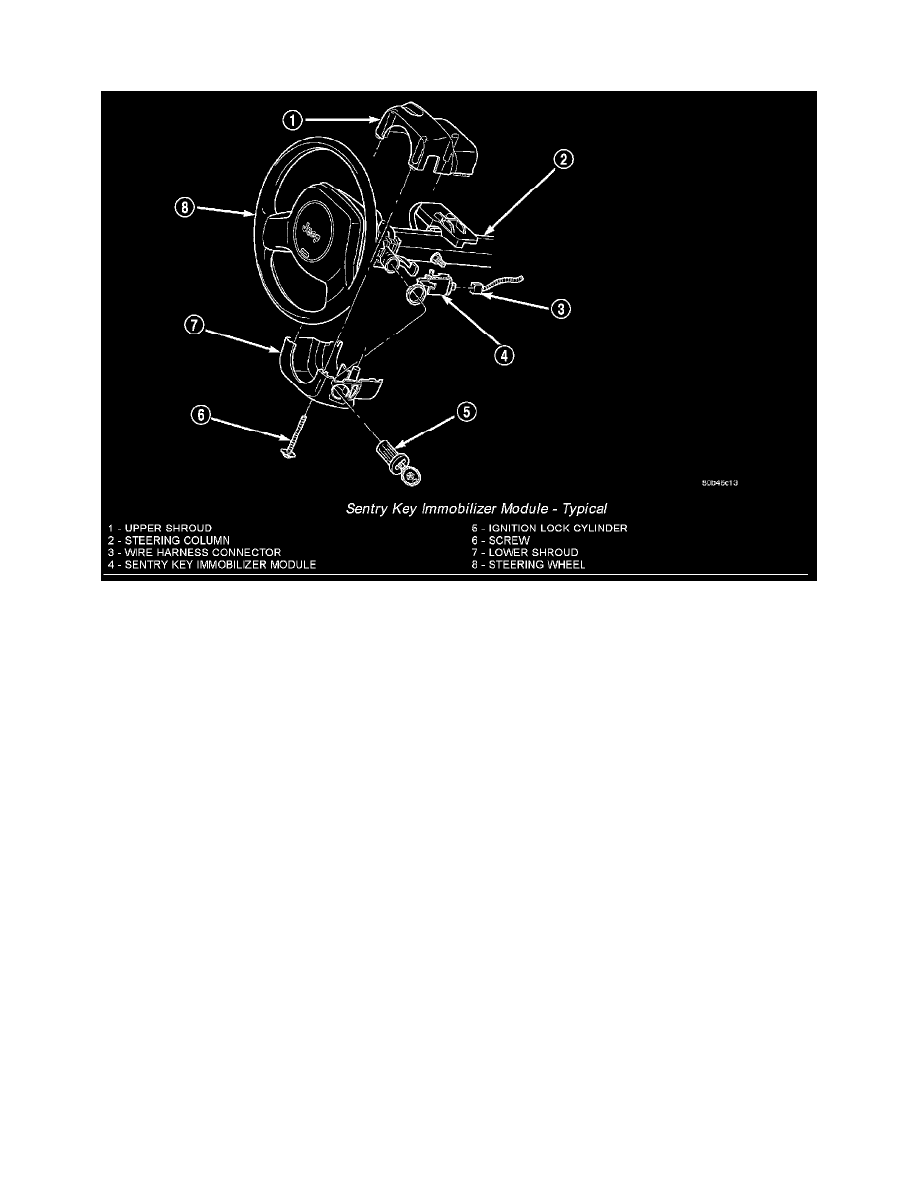 Jeep Workshop Manuals Wrangler L4 24l Vin 1 2006 Relays And Wiring Harness Gallery Of Cars Accessories Background Image