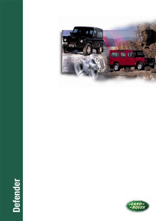 land rover workshop manuals u003e td5 defender u003e page 2 rh workshop manuals com land rover td5 engine workshop manual land rover discovery ii td5 workshop manual