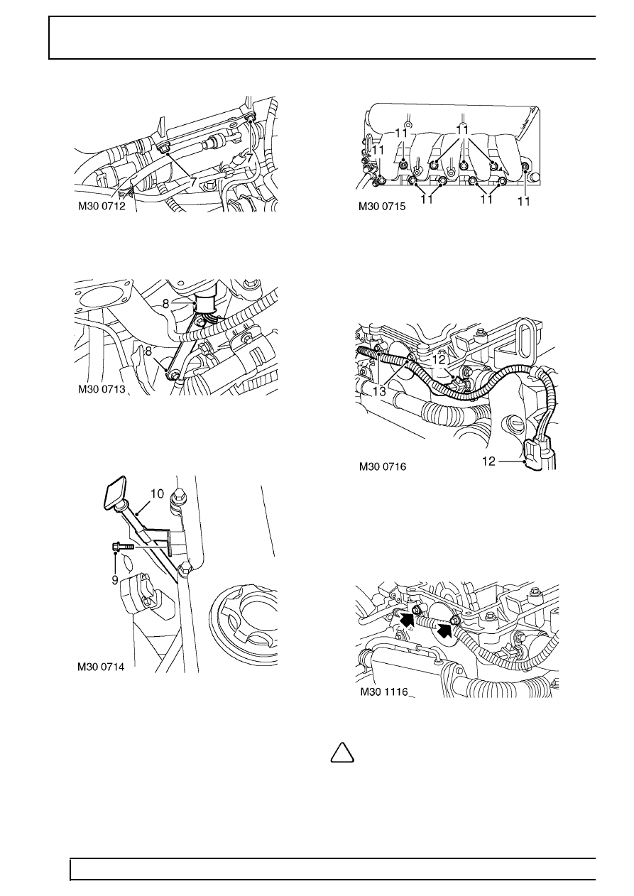 land rover workshop manuals  u0026gt  td5 defender  u0026gt  manifold and
