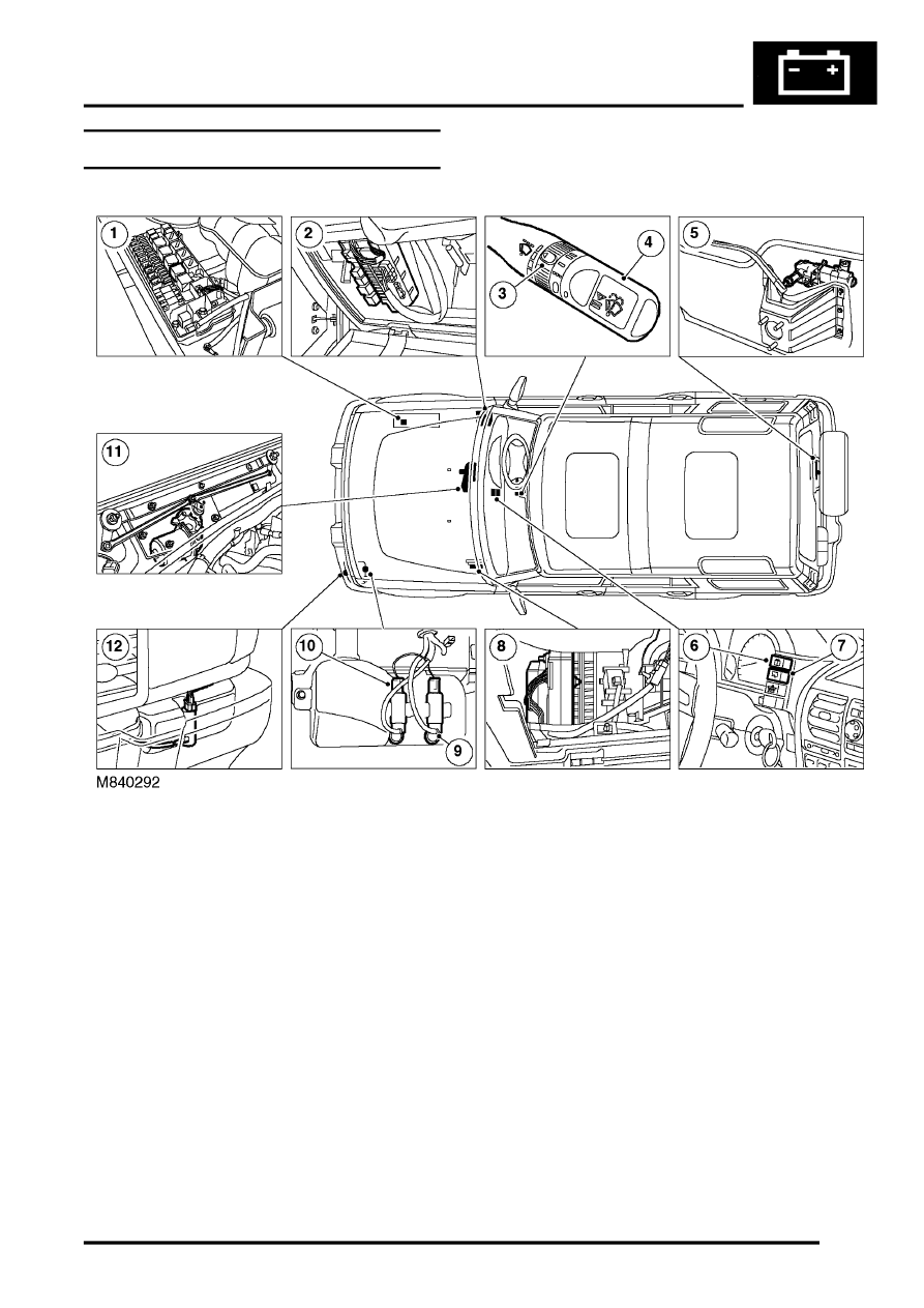Fuse Box In Land Rover Discovery Auto Electrical Wiring Diagram Workshop Manuals U0026gt Ii Wipers And