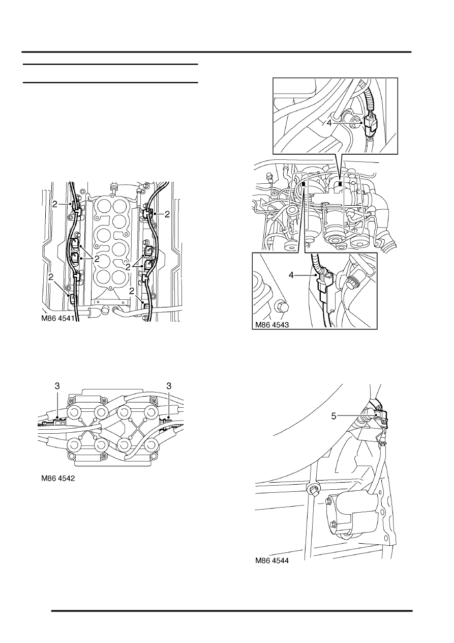 HARNESSES > REPAIRS > Harness - engine - V8