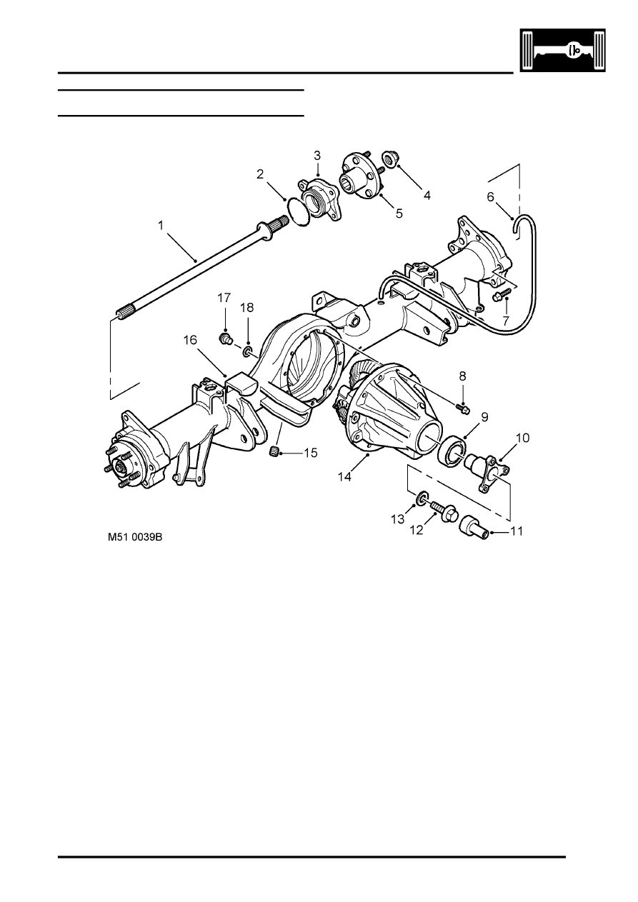 Land Rover Axle Diagram Custom Wiring 90 Rear Layout Diagrams U2022 Rh Autonomia Co Front