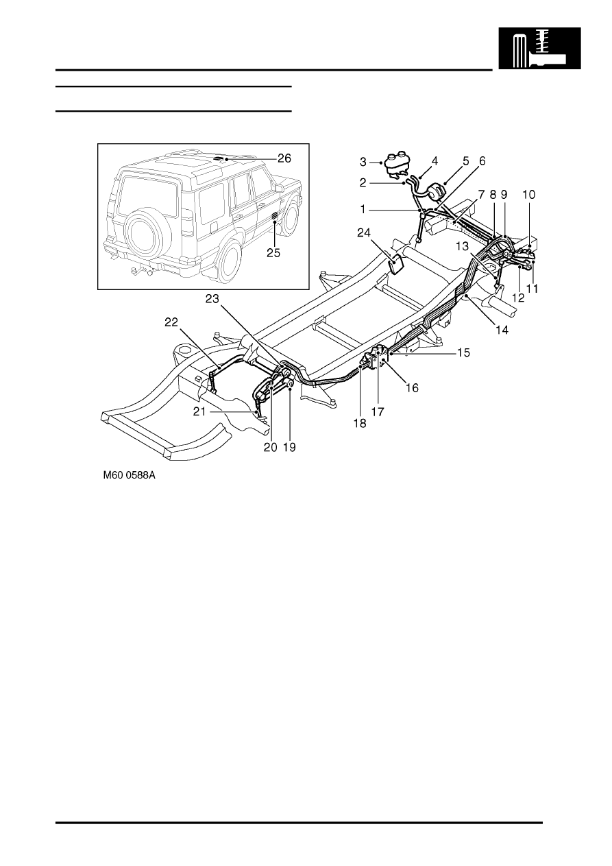 FRONT SUSPENSION > DESCRIPTION AND OPERATION > ACE system component layout
