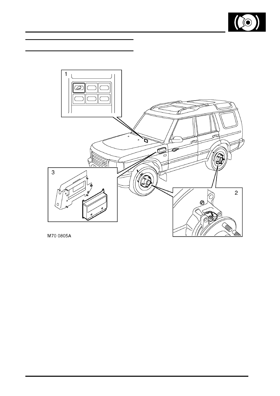 Auto Electrical Wiring Diagram Tda8563q Datasheet Land Rover Discovery Lr3 Parts Series Iii 3