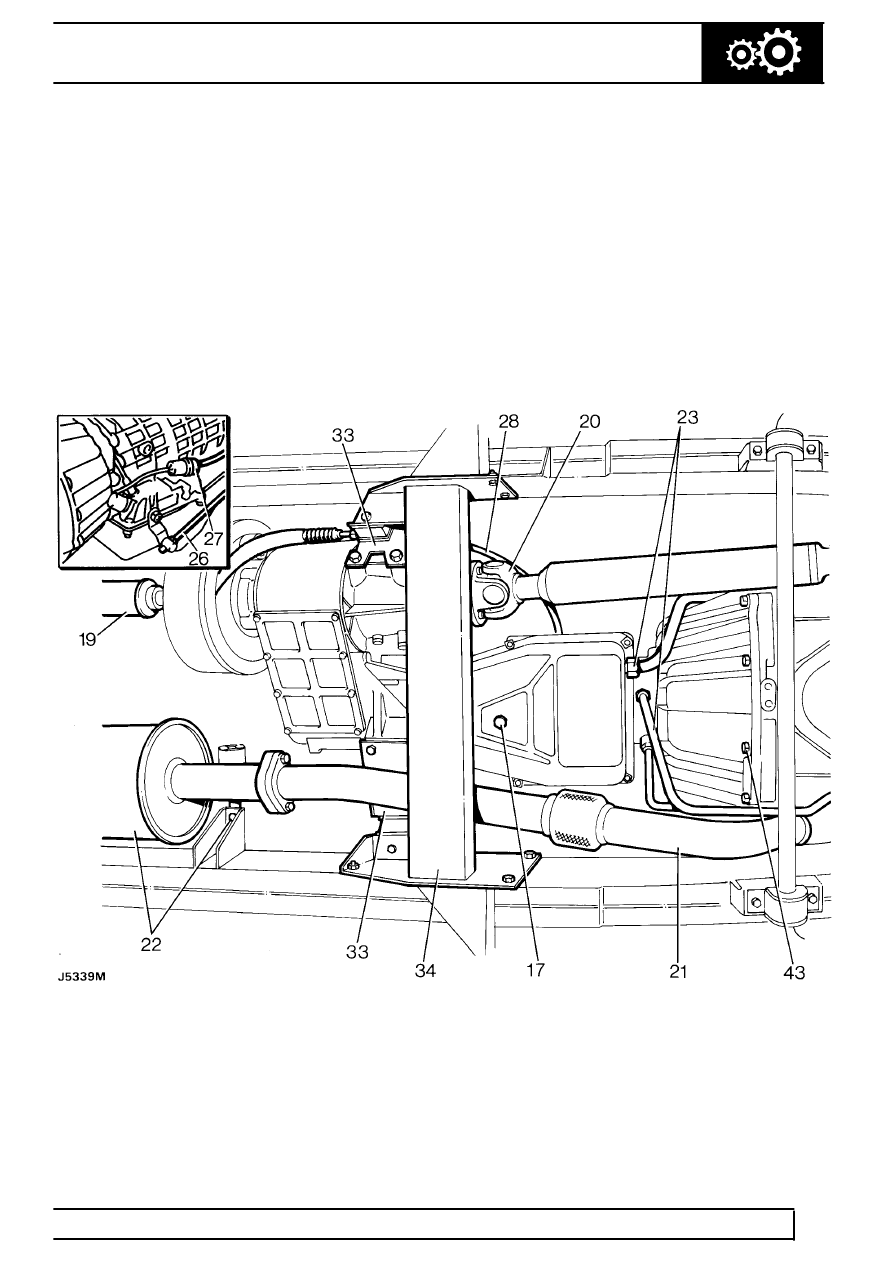 land rover workshop manuals  u0026gt  300tdi discovery  u0026gt  44 - automatic gearbox