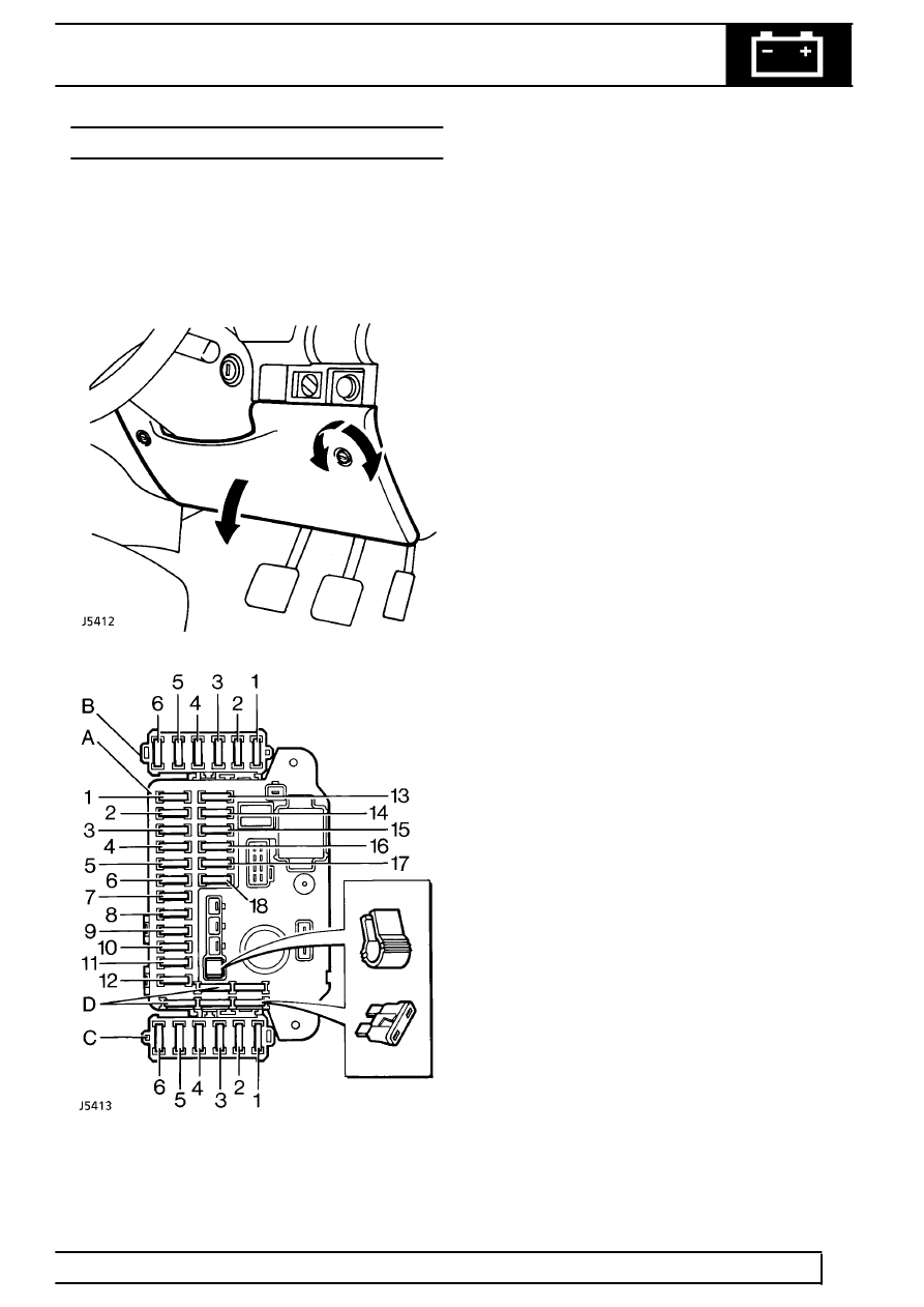 land rover lr2 fuse box diagram