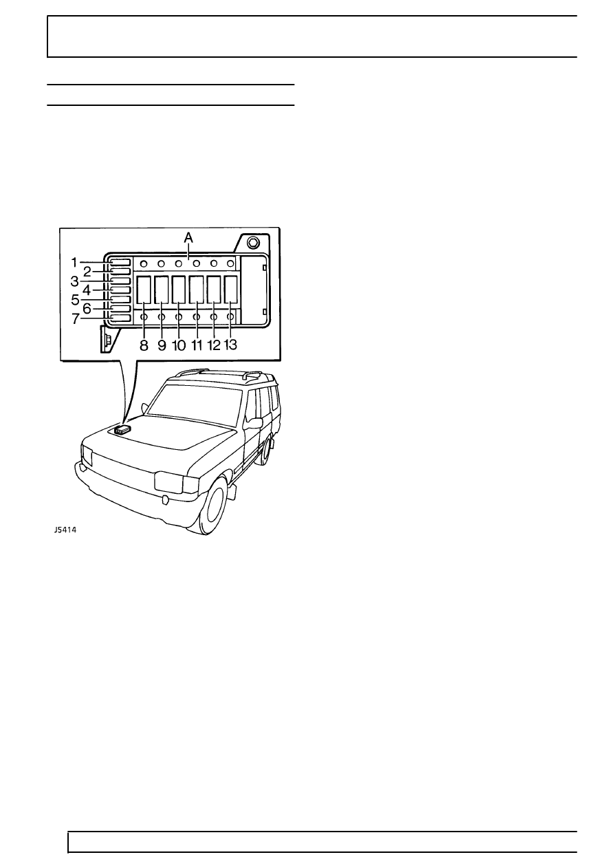 1994 range rover classic electrical diagram