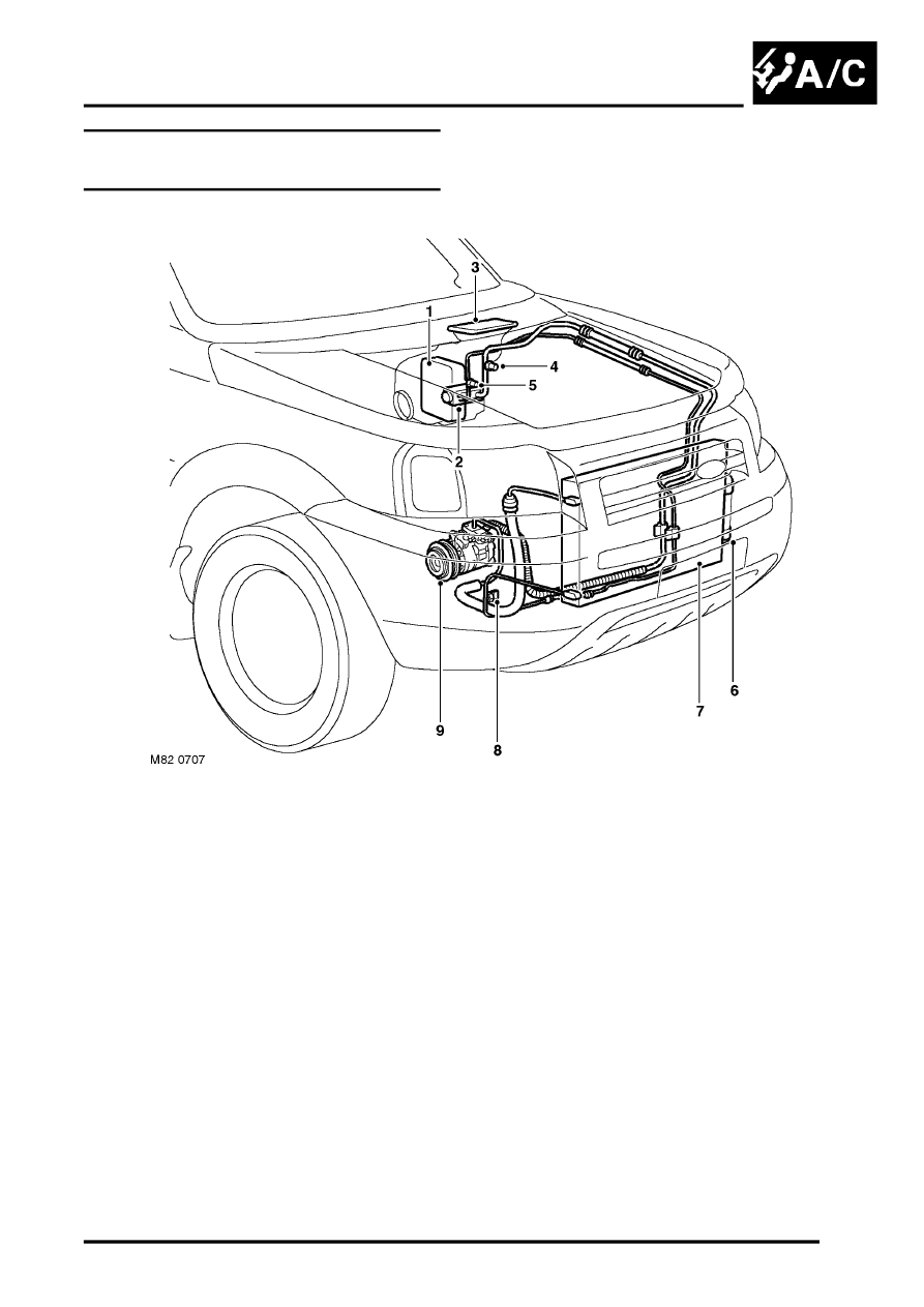 Servicing  ponents in the refrigerant circuit further 51688 Principle Of Working Of Refrigeration Reciprocating  pressors moreover High Voltage Mlc Capacitors as well Porsche boxster parts as well 2010 Honda Civic Wiring Diagram. on a c compressor