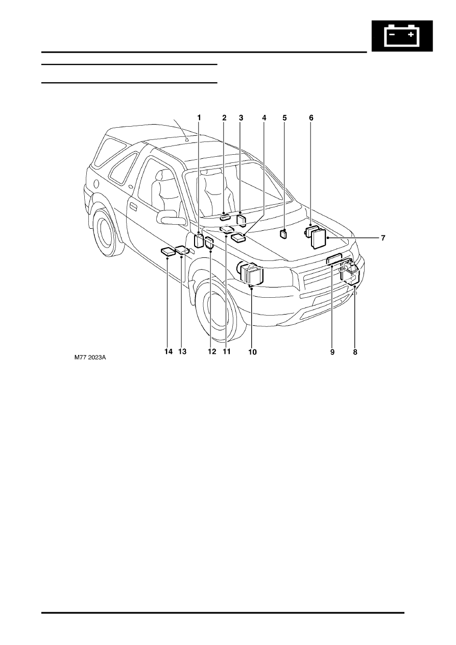 land rover workshop manuals  u0026gt  freelander system