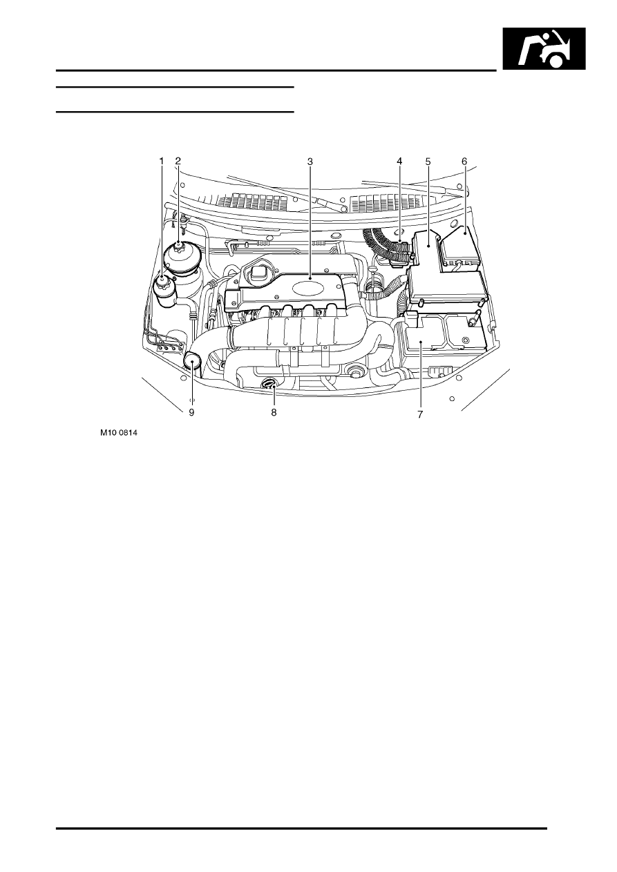 2009 Land Rover Freelander Engine Diagram Or Manual