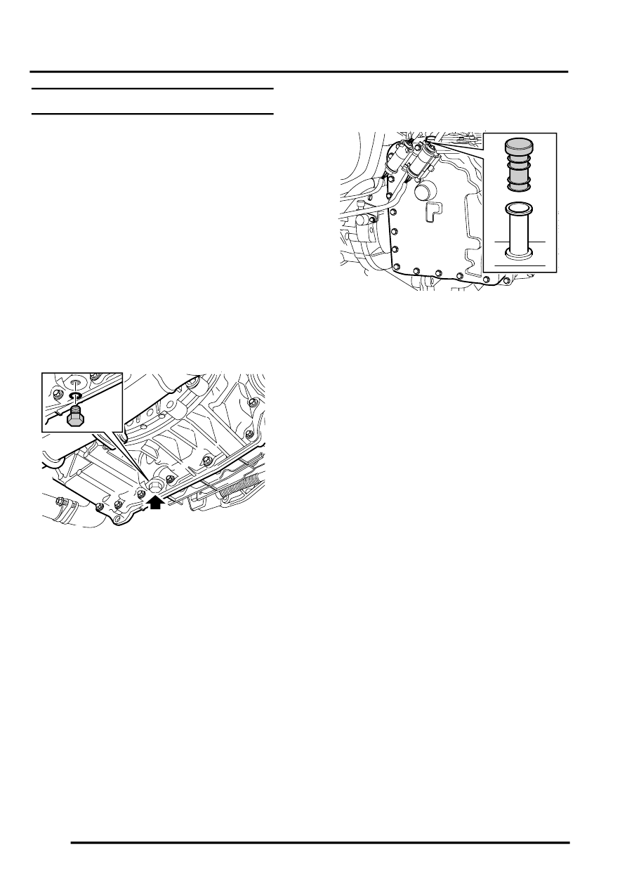 land rover workshop manuals u003e freelander service procedures rh workshop manuals com Jatco Blowcase Jatco BTEX