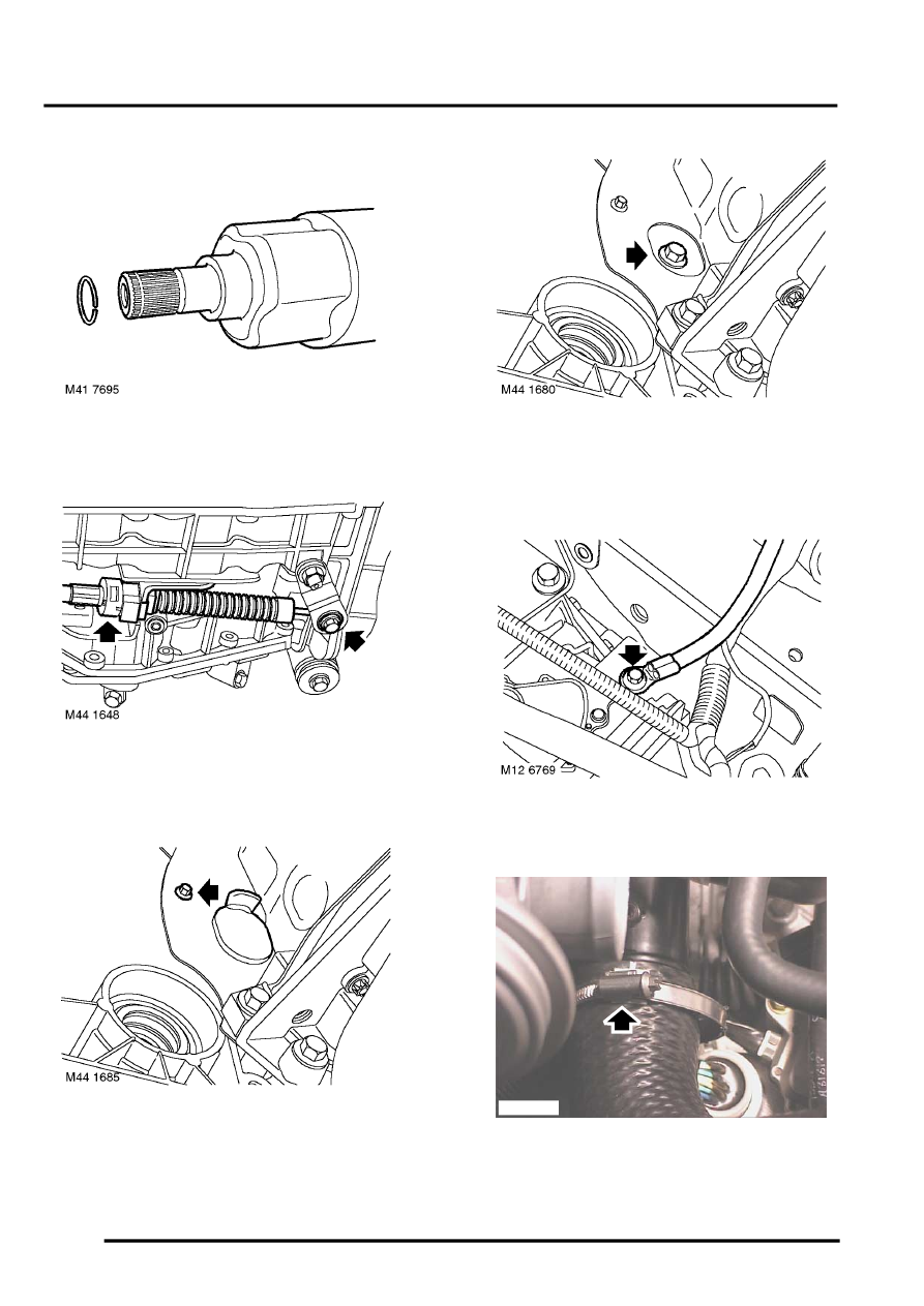 AUTOMATIC GEARBOX - JATCO > REPAIRS > Gearbox - Td4 > Page 550