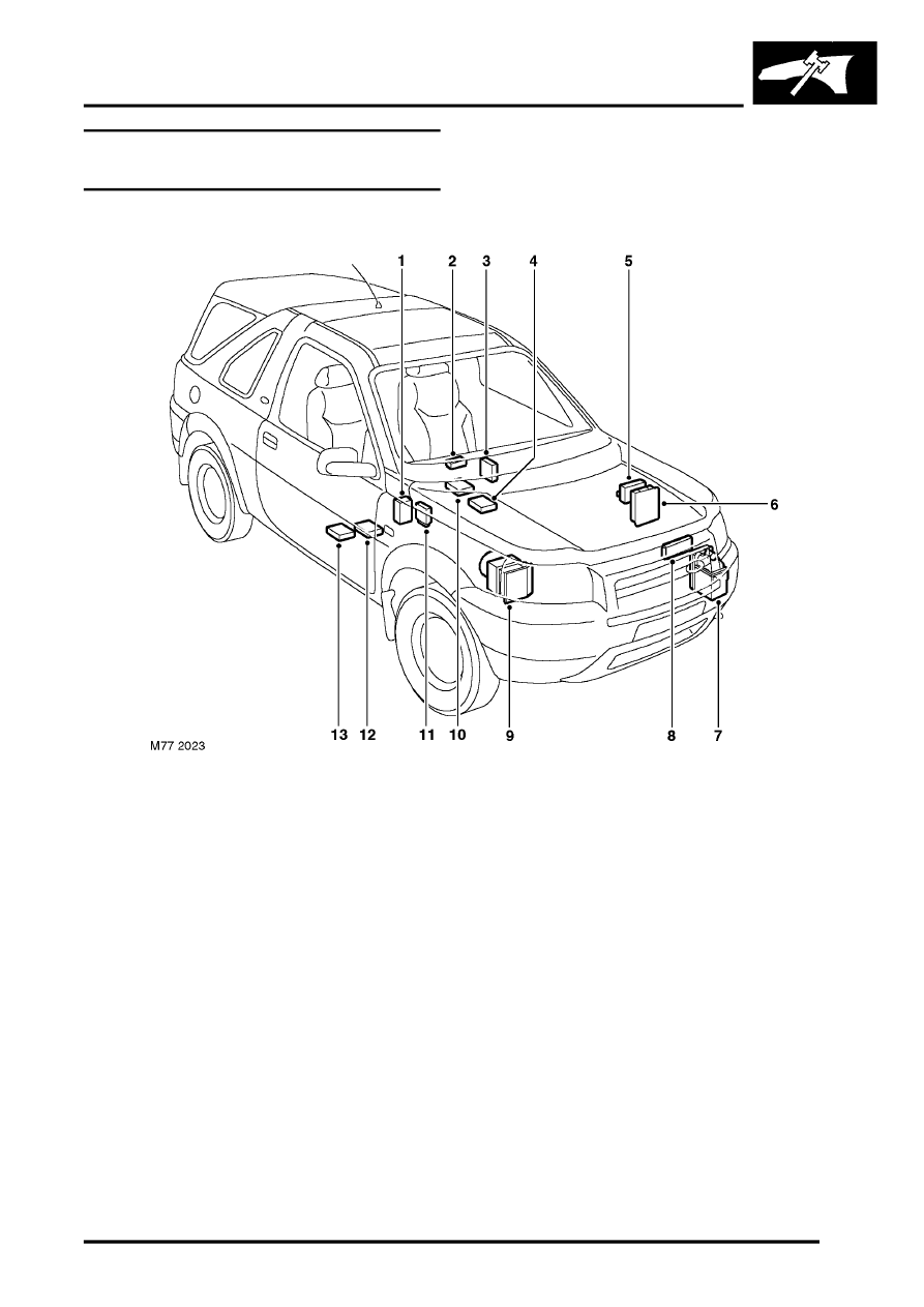 land rover workshop manuals  u0026gt  freelander service procedures  u0026gt  panel repairs  u0026gt  welding procedures