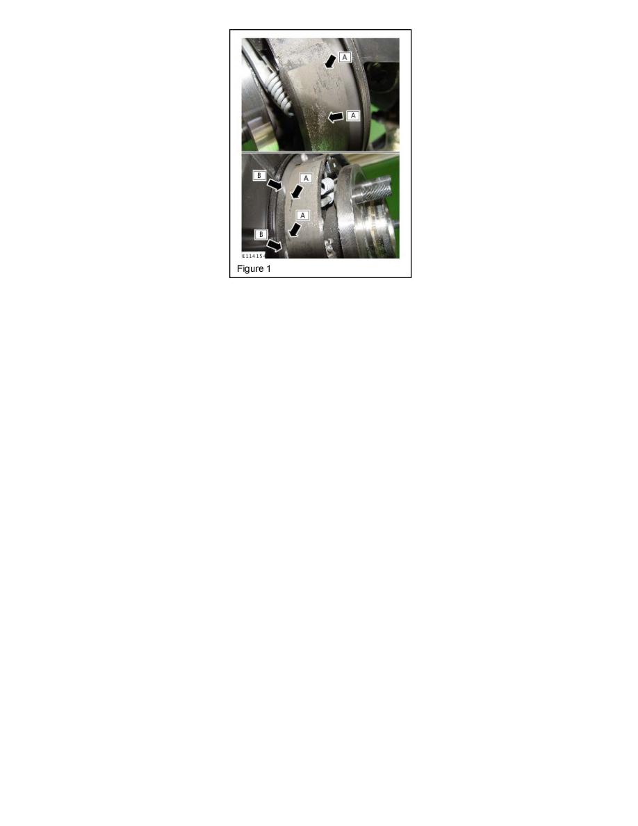 Land Rover Workshop Manuals > LR4 (LA) V8-5.0L (2010) > Brakes and ...