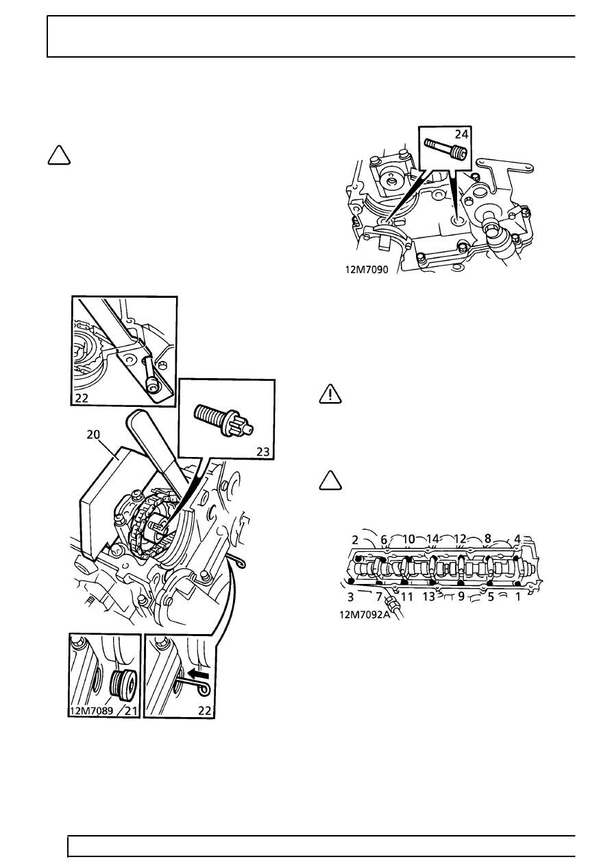 Land Rover Workshop Manuals Range P38 12 Engine Bmw P 38 Diagrams Diesel Repair Cylinder Head Gasket Page 206