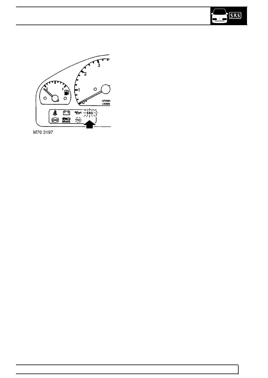 Land Rover Workshop Manuals Range P38 75 Supplementary Fascia Main Fuse Box Diagram Background Image