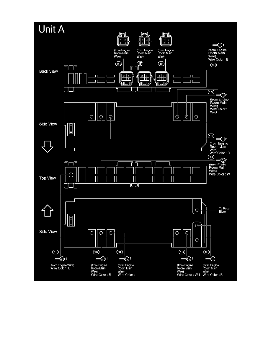 Maintenance > Fuses and Circuit Breakers > Relay Box > Component  Information > Diagrams > Diagram Information and Instructions > Page 2161