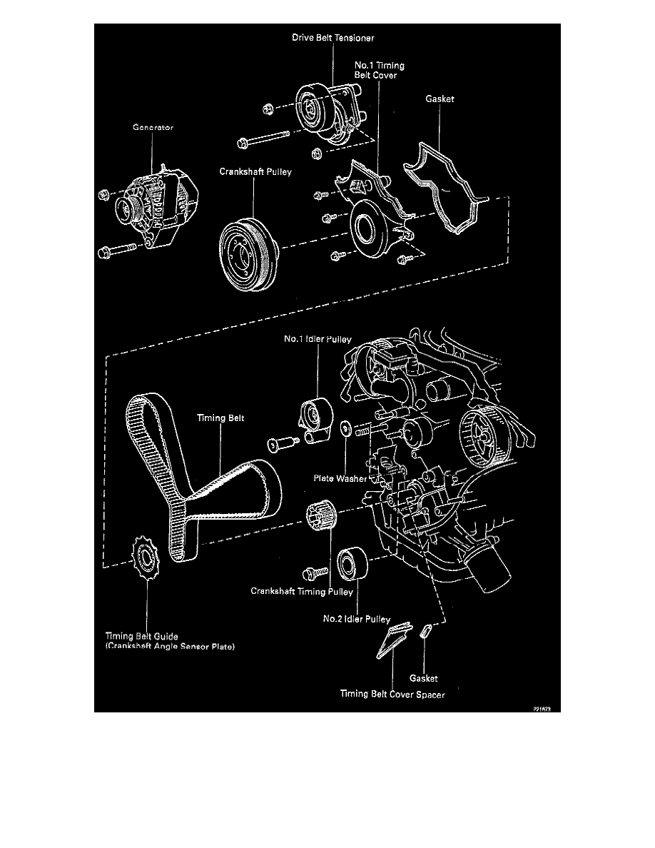 Engine, Cooling and Exhaust > Engine > Engine Lubrication > Oil Pan, Engine  > Component Information > Service and Repair > Number One (Upper) Oil Pan >  Page ...