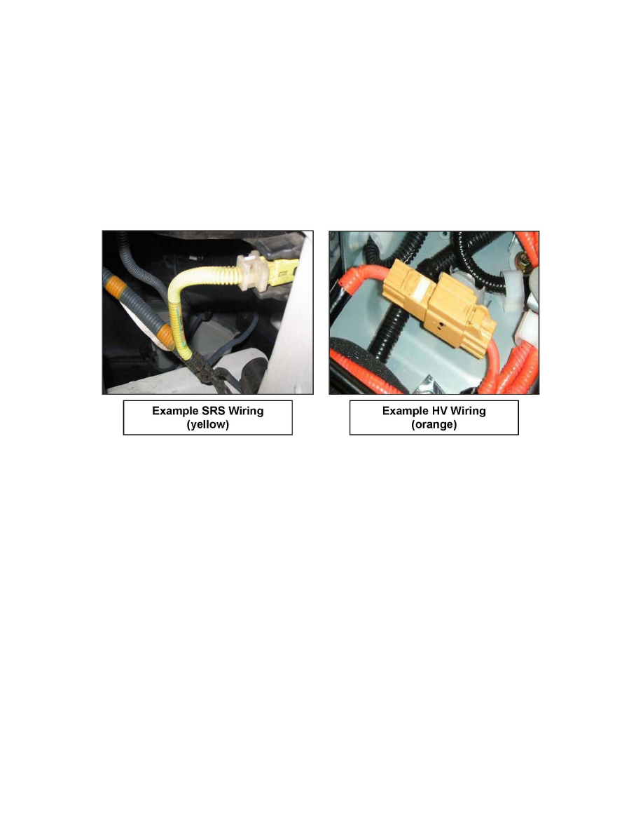 Lexus Workshop Manuals Sc 430 V8 43l 3uz Fe 2003 Power And Wiring Harness Ground Distribution Component Information Technical Service Bulletins Electrical Srs Hv Repairs