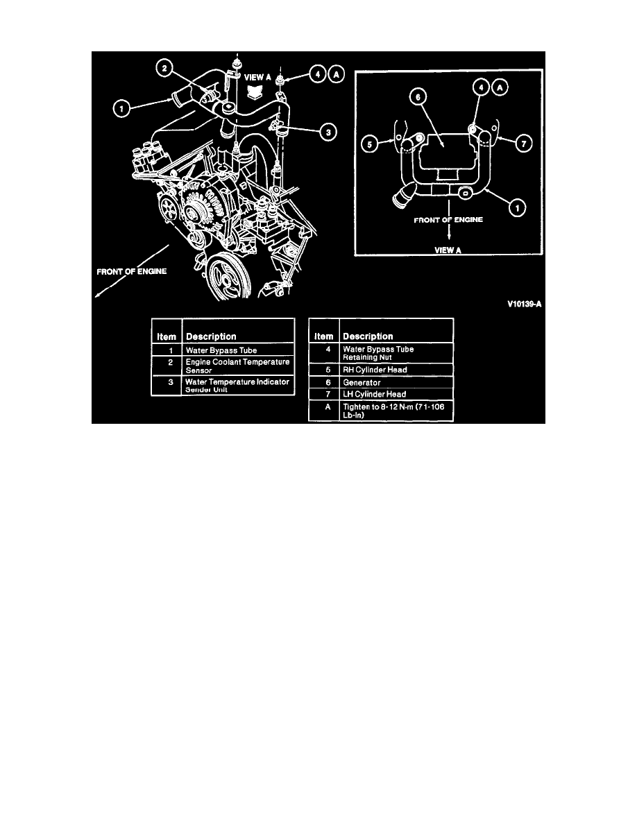 Engine, Cooling and Exhaust > Cooling System > Sensors and Switches -  Cooling System > Engine - Coolant Temperature Sensor/Switch > Coolant  Temperature ...