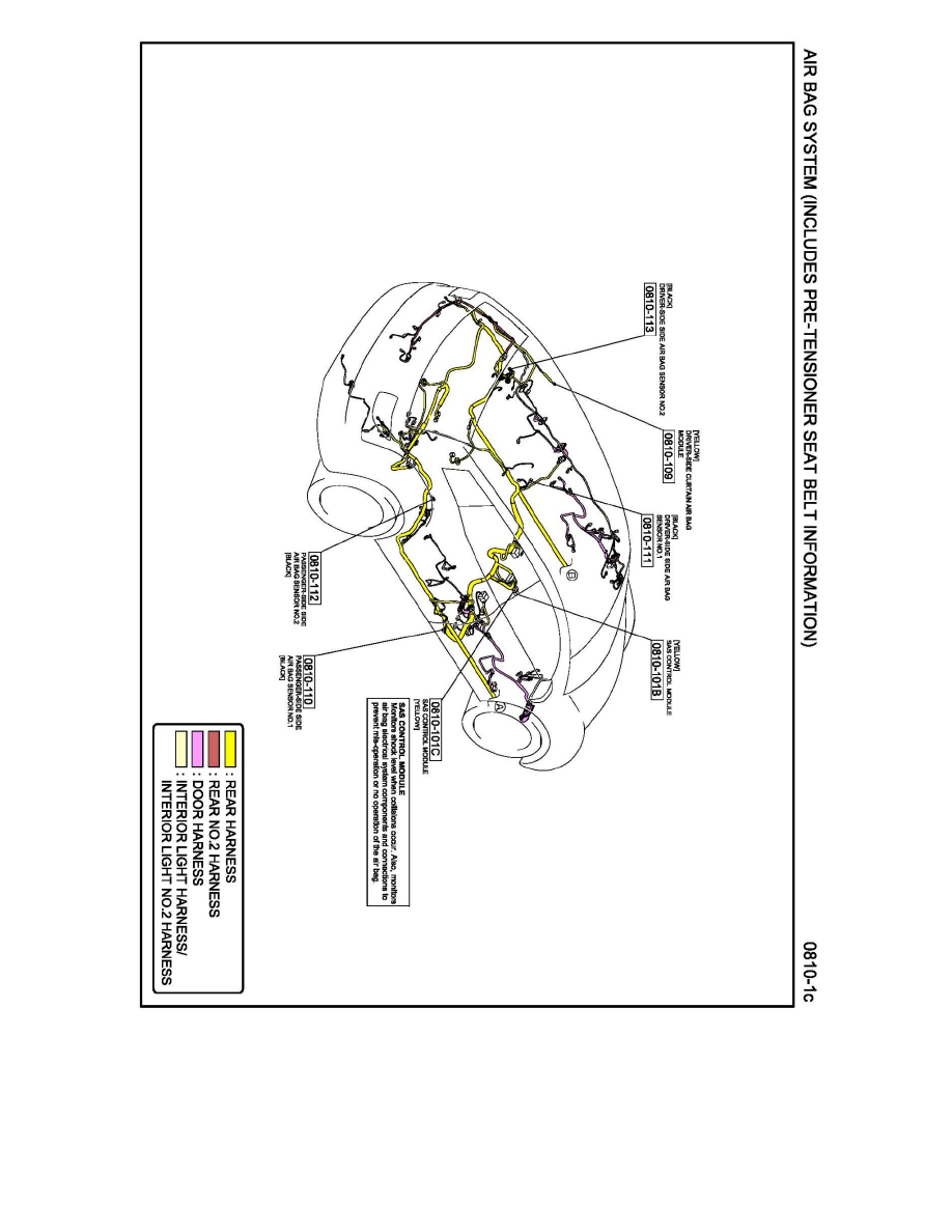 Mazda Workshop Manuals Cx 7 L4 23l Turbo 2007 Restraint Belt Tensioner Diagram Systems Seat Component Information Diagrams And Instructions Page 7348