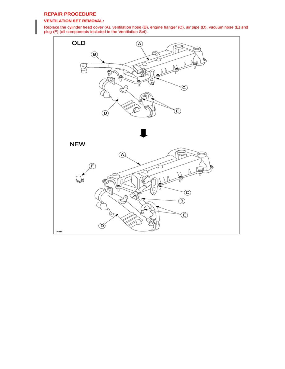 Mazda Workshop Manuals > CX-7 AWD L4-2.3L Turbo (2008) > Engine ...