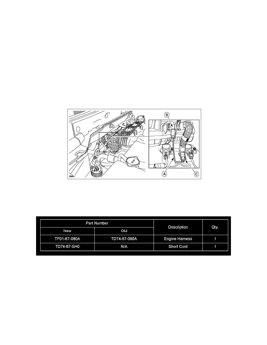 Mazda Workshop Manuals > CX-9 AWD V6-3.7L (2008) > Power and ... on