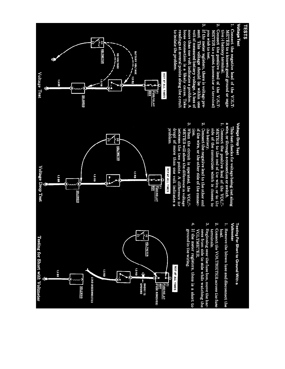 ... Switches - Fuel Delivery and Air Induction > Air Flow Meter/Sensor >  Component Information > Diagrams > Diagram Information and Instructions >  Page 3200
