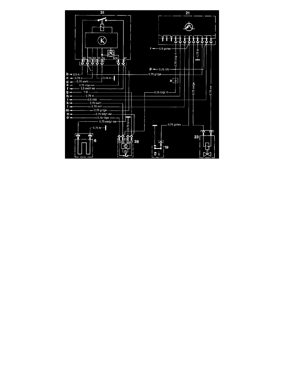 Mercedes Benz Workshop Manuals > 380SL (107.045) V8-3.8L (116.960 ...