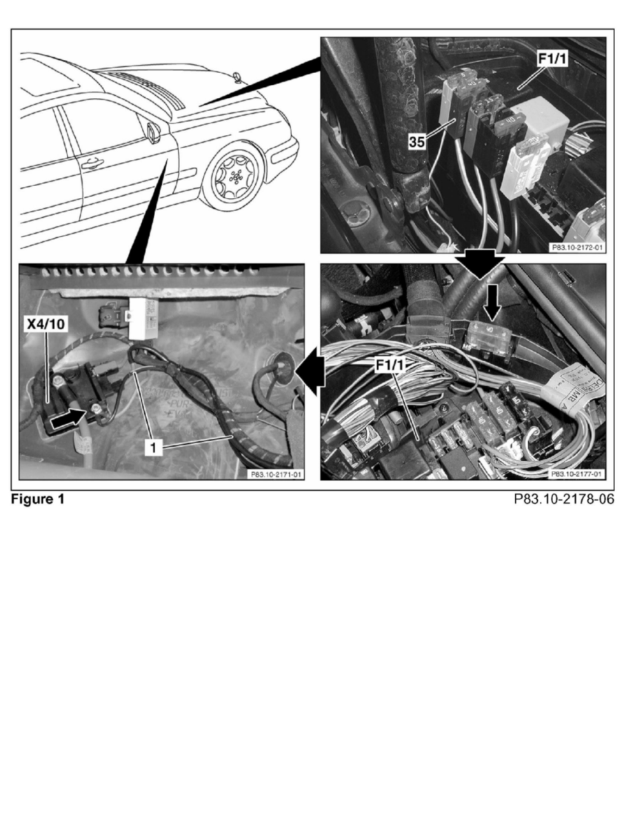 Mercedes Benz Wiring Harness Recall Electrical Diagrams Workshop Manuals U003e Cl 500 215 375 V8 5 0l 113 960 Driveshaft