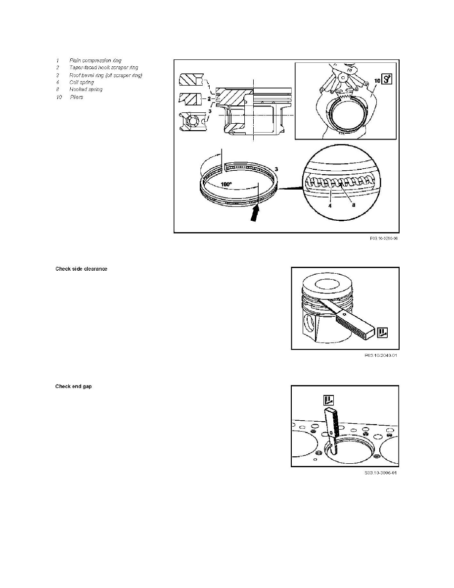 Mercedes Benz Cdi Engine Diagram Wiring Library Cylinder Cooling And Exhaust Block Assembly Piston Ring