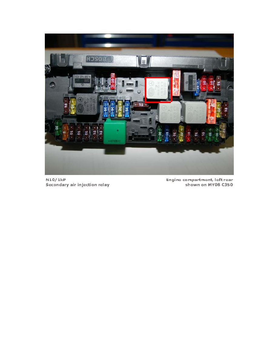 Air Pump Location Trailblazer Fuse Diagram Powertrain Management Emission Control Systems Injection Relay Component Information Locations 918x1188