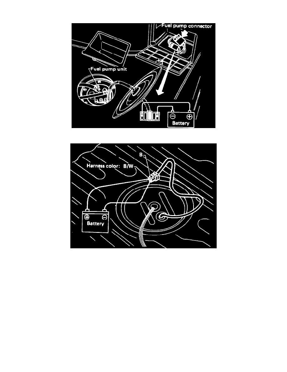 Nissan And Datsun Workshop Manuals 280zx L6 2753cc Sohc Turbo 1983 Wiring Diagrams Background Image