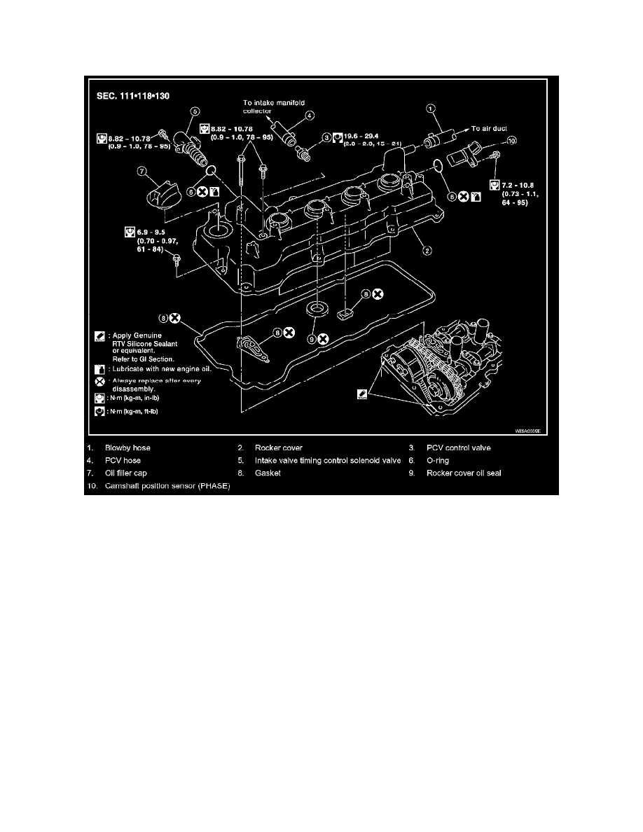 Page on Nissan 3 8 Engine Diagram