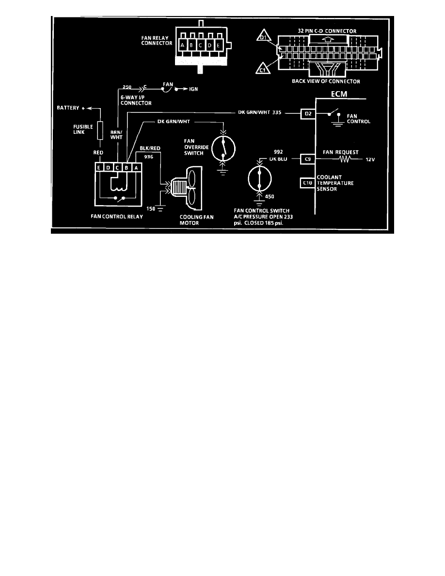 97 3800 V6 Firebird Engine Diagram Wiring Library 1997 Pontiac Grand Prix Workshop Manuals U003e 173 2 8l 1986