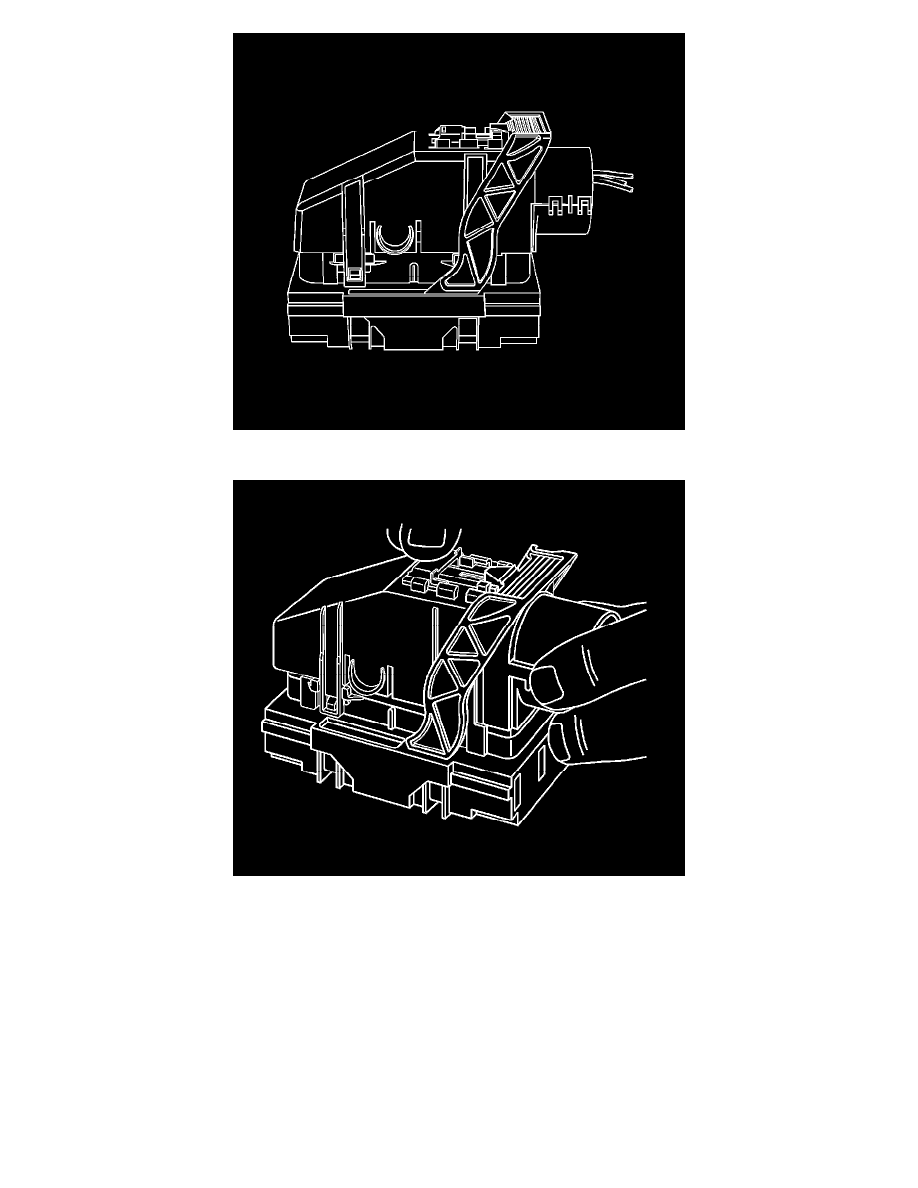 Engine, Cooling and Exhaust > Cooling System > Radiator Cooling Fan >  Radiator Cooling Fan Motor Relay > Component Information > Diagrams >  Diagram ...