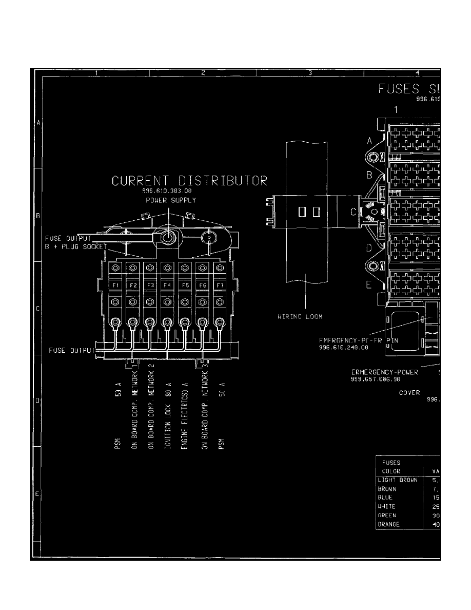 Maintenance > Fuses and Circuit Breakers > Fuse Block > Component  Information > Locations > Fuse Carrier/Support Location > Page 1033