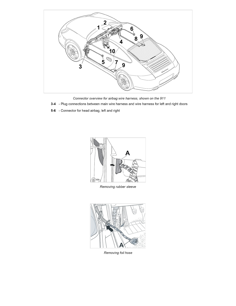 Porsche Workshop Manuals  U0026gt  Cayman S  987  F6