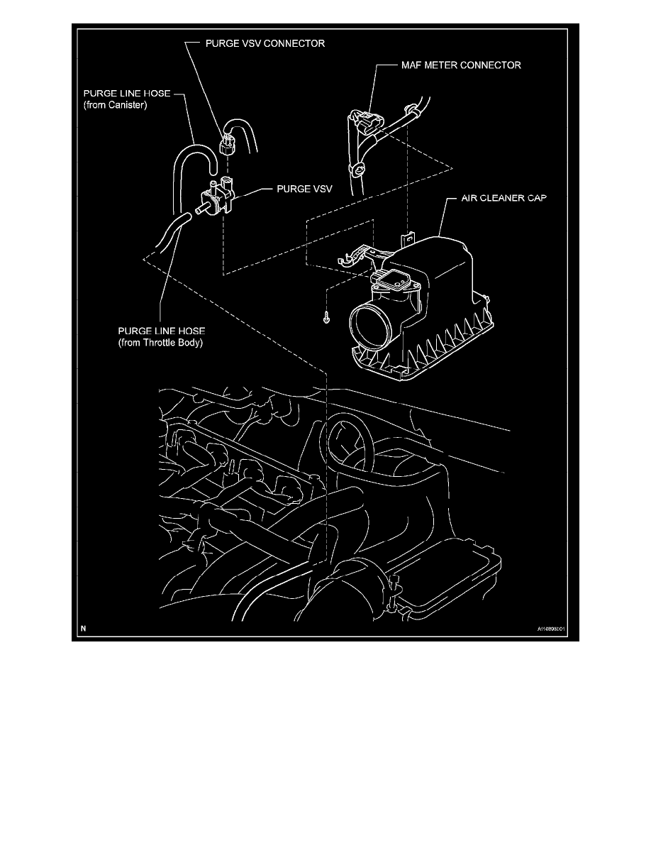Page 676001 scion workshop manuals \u003e xa l4 1 5l (1nz fe) (2006) \u003e powertrain