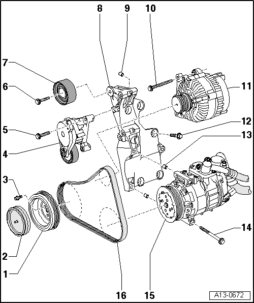 seat workshop manuals  u0026gt  leon mk1  u0026gt  power unit  u0026gt  4 cylinder tdi engine  2 0 l  4 v with injector